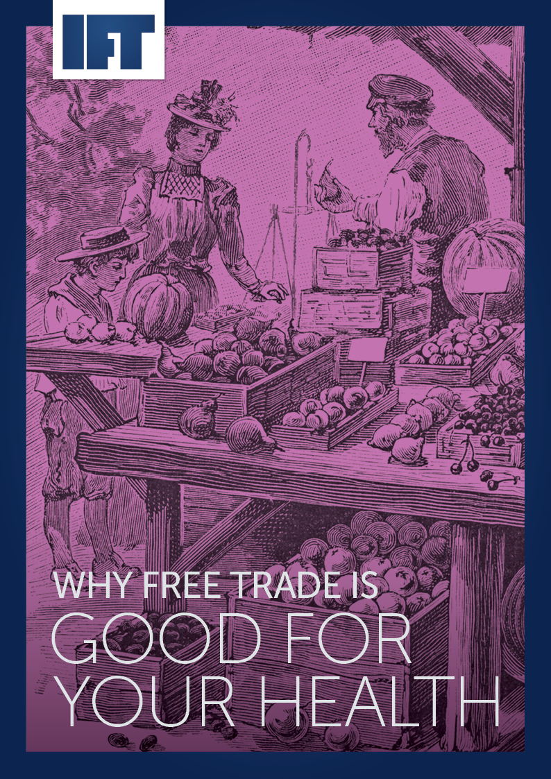 Why free trade is good for your health